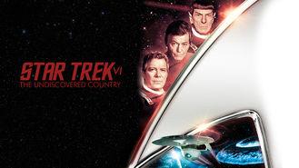 Netflix box art for Star Trek VI: The Undiscovered Country