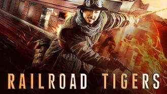 Netflix Box Art for Railroad Tigers