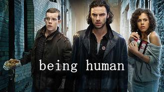 Netflix box art for Being Human (U.K.) - Series 1