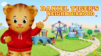 Netflix box art for Daniel Tiger's Neighbourhood - Season 1