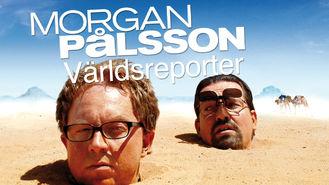 Netflix box art for Morgan Pålsson: Världsreporter