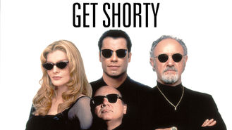 Netflix box art for Get Shorty