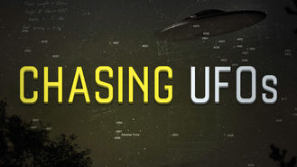 Netflix box art for Chasing UFOs - Season 1