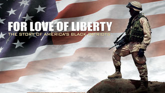 Netflix box art for For Love of Liberty - Season 1