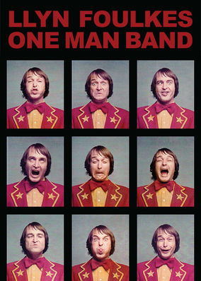 Box art for Llyn Foulkes One Man Band