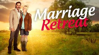 Netflix box art for Marriage Retreat