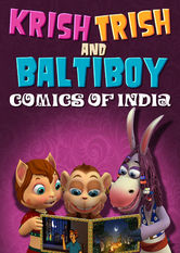 Krish Trish and Baltiboy - Comics of India