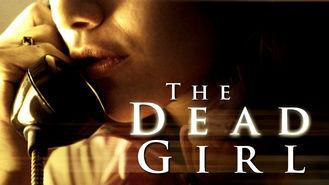 Netflix box art for The Dead Girl