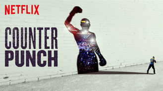 Netflix box art for Counterpunch