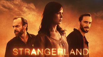 Netflix box art for Strangerland