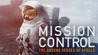 Netflix Box Art for Mission Control: The Unsung Heroes of...