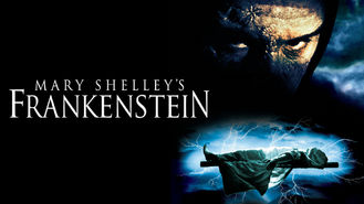 Is Mary Shelley's Frankenstein on Netflix Italy?