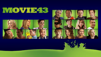 Netflix box art for Movie 43