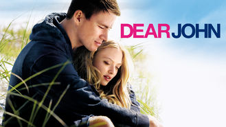 Netflix box art for Dear John