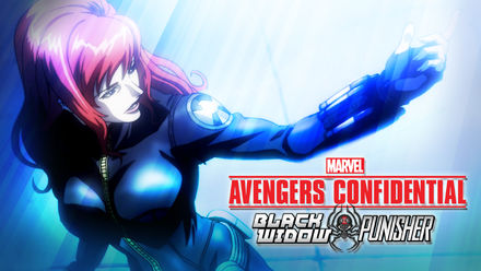 Avengers: Black Widow & Punisher
