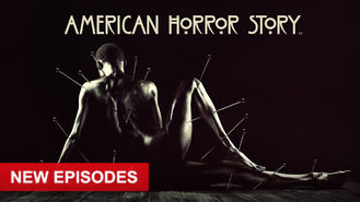 Netflix box art for American Horror Story - Season Coven
