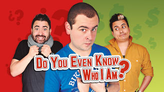Netflix box art for Do You Even Know Who I Am?