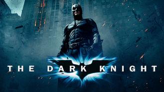 Netflix box art for The Dark Knight