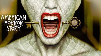 Netflix box art for American Horror Story - Season Hotel