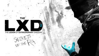 Is The LXD: Secrets of the Ra on Netflix?