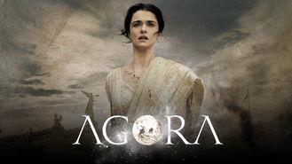 Netflix box art for Agora