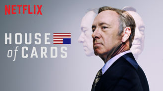 Netflix box art for House of Cards - Season 5