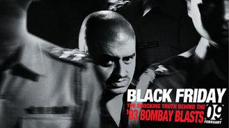 Netflix box art for Black Friday