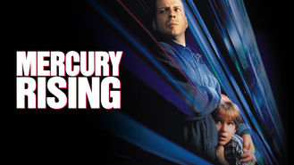 Netflix box art for Mercury Rising