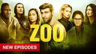 Netflix box art for Zoo - Season 2