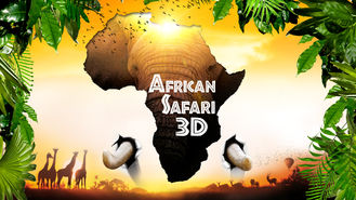 Netflix box art for African Safari