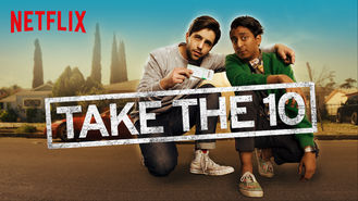 Netflix box art for Take the 10
