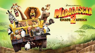 Netflix box art for Madagascar: Escape 2 Africa