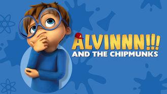 Netflix box art for Alvinnn!!! And the Chipmunks - Season 1