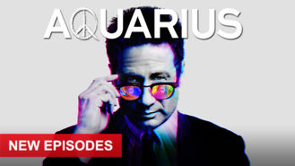 Netflix box art for Aquarius - Season 1