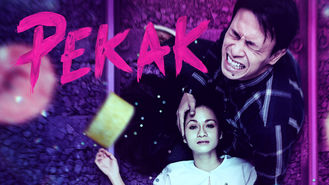 Netflix box art for Pekak