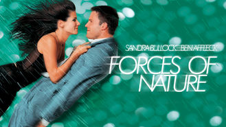 Netflix box art for Forces of Nature