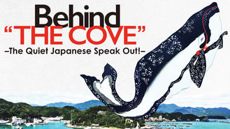 "Netflix box art for Behind ""The Cove"""