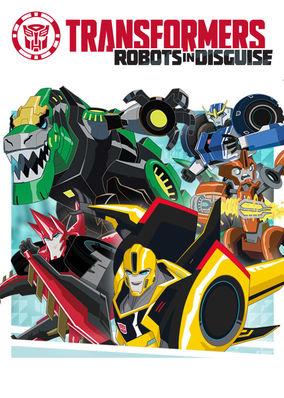Transformers: Robots in Disguise - Season 1