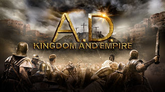 Netflix box art for A.D. Kingdom and Empire - Season 1