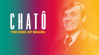 Netflix box art for Chatô, O Rei do Brasil