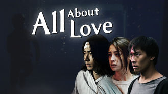Netflix box art for All About Love - Season 1