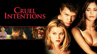 Netflix box art for Cruel Intentions