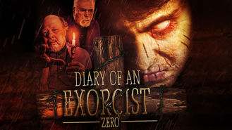 Netflix box art for Diary of an Exorcist - Zero