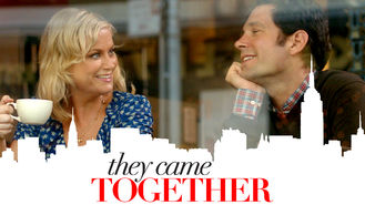 Netflix box art for They Came Together
