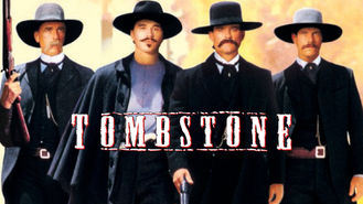 Netflix box art for Tombstone