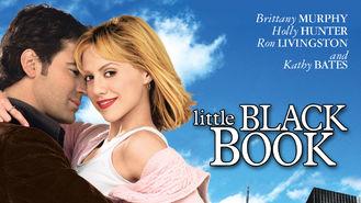 Netflix box art for Little Black Book