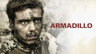 Netflix box art for Armadillo