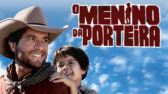 Netflix box art for O Menino da Porteira