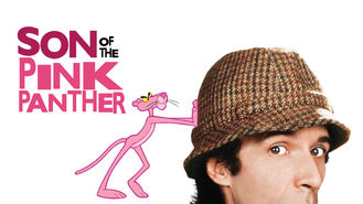 Netflix box art for Son of the Pink Panther
