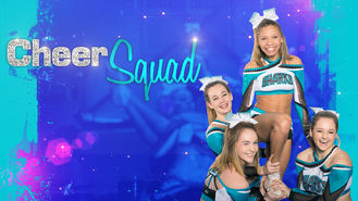 Netflix box art for Cheer Squad - Season 1